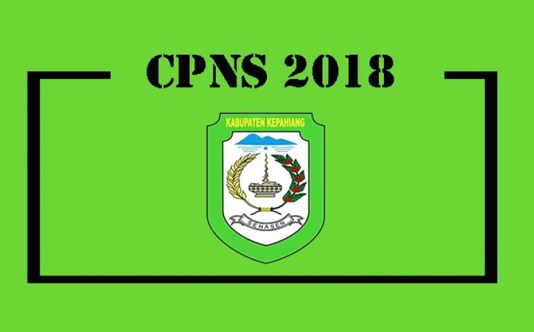 Ini Hasil Seleksi Administrasi Cpns 2018 Kabupaten Kepahiang Warta Prima
